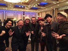 Hunter x Hunter's Togashi Makes Appearance at Kochikame 40th Anniversary Bash       Manga creators of all stripes came out to celebrate the 40th anniversary and conclusion of Osamu Akimoto's Kochira Katsushika-ku Kamearikouen-ma... Check more at http://animelover.pw/hunter-x-hunters-togashi-makes-appearance-at-kochikame-40th-anniversary-bash/
