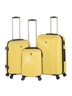 Heys Luggage Crown XIV 3 Piece Set So want Heys luggage.   Light weight and durable