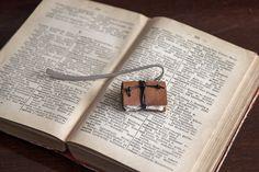 These handmade mini books