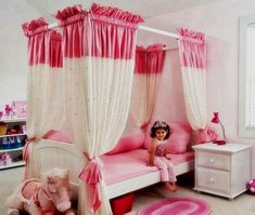 24 New toddler Girls Room Decor Ideas . 20 Whimsical toddler Bedrooms for Little Girls