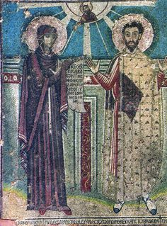 The Virgin and St. Theodore