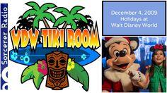 WDW Tiki Room: 12/4/09 – Holidays at Disney World
