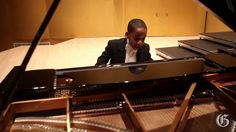 Daniel Clarke Bouchard, child pianist prodigy
