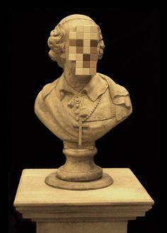 Pixel Banksy