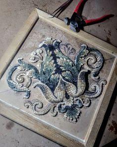 30x30 mozaik çalışması.. . . . #mozaik #mozaik #mozaik #mosaic #mosaicart #mosaic #sanat #art #art #stone #stone #stoneart