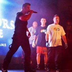 Rapping at Emperors