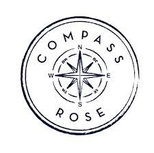 "I liked the compass in this. I could see replacing the words ""compass rose"" with ""bekah kay creative"""