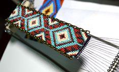 bead loom bracelet instructions