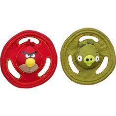 Hartz Angry Birds Tuff Stuff Flyer Dog Toy « Pet Lovers Ads