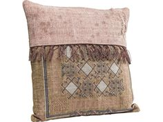 Poduszka Yurt Light Fringes — Poduszki dekoracyjne — KARE® Design
