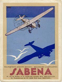 Sabena Belgian World Airlines