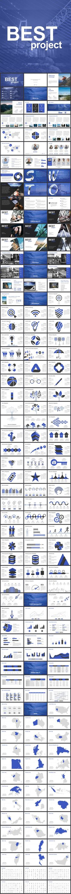 Best Project Powerpoint Template