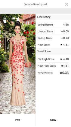 Debut a Rose Hybrid Covet Fashion Jet Set