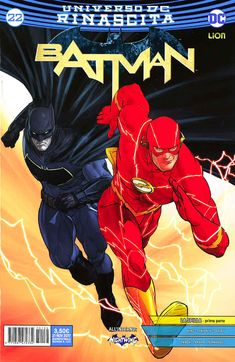 "Batman e Flash: ""La Spilla"" (parti 1 e 2) :https://sbamcomics.it/blog/2017/12/04/batman-flash-spilla/"