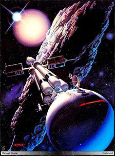 Michael Whelan / 70s Sci-Fi Art