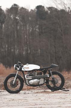 Bike | Motorcycle | Cafe Racer | Vintage Motorcycle