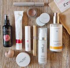 Natural Beauty: My Favourite Beauty Products