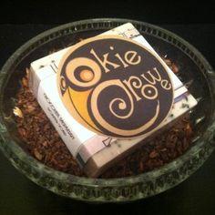 Okie Crowe Chocolate Raspberry Porter Soap #handmade #madeinoklahoma #okie