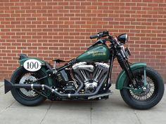 Bobber Motorcycle, Bobber Chopper, Custom Harleys, Custom Bikes, Old School Chopper, Easy Rider, Aviation Art, Bike Accessories, Harley Davidson Motorcycles