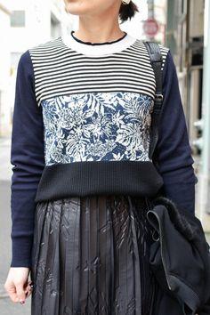 【AKIRANAKA】ブルゾンSTYLE - ブティック パフェットのスナップ3 - ファッションプレス