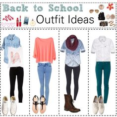 Cute back to school outfits for middle school. Description from pinterest.com. I searched for this on bing.com/images