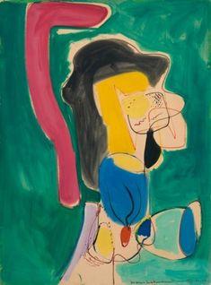 The Mannequin - Hans Hofmann