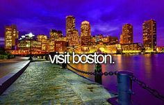 To do before I die: visit Boston ♡ #bucketlist #beforeidie
