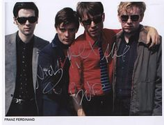 Franz+Ferdinand+Autographed+Photo+303922.jpg 500×384 Pixel