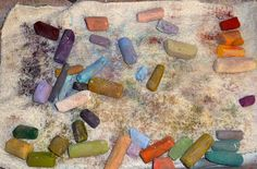 Painting My World: Paint with 38 Pastels or Less