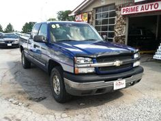 2003 Chevrolet Silverado 1500 LS | $7900 | Prime Auto Sales - Omaha, NE | (402) 715-4222 #chevy #chevrolet #pickup #pickemuptruck #truck #americanmade  #auto #omaha #primeauto