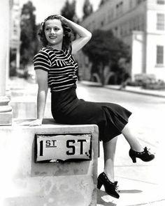 1930's street style
