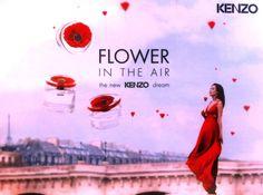 Flower In The Air Kenzo perfume - <3