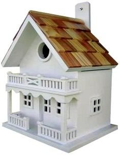 Chalet Birdhouse - http://www.halloween.quick-reviews.com/6061/chalet-birdhouse.html