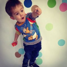 Upcycled Boys shirt Size 12M/2T Donald Duck by dressme on Etsy, $37.50