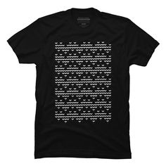 decorative woven plant pattern Men's T-Shirt