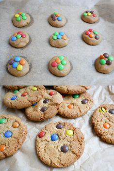 Smartie Cookies, Vanilla Recipes, Salted Butter, Love Cake, Pavlova, Healthy Kids, Quick Easy Meals, Cake Recipes, Biscuits