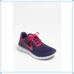 Limited sales - Nike Free Run 3 For Women Shoe Coral     Deals on #Nikes. Click for more great Nike Sneakers for Cheap