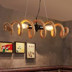 Find More Pendant Lights Information about New Vintage Loft Rope Pendant Lights Creative Handmade Pendant Lamps Bar Restaurant suspension luminaire Home Lighting Fixture,High Quality fixture lamp,China light jar Suppliers, Cheap light desk from Zhongshan East Shine Lighting on Aliexpress.com
