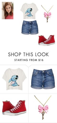 """""""Untitled #354"""" by terismithashton on Polyvore featuring Topshop and Converse"""