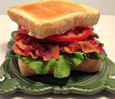 Good Old Fashioned BLT  - A Southern Tradition!!