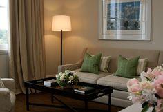 The Royal Sydney Golf Club Sofa, Couch, Classic Interior, Service Design, Golf Clubs, Interior Design, Sydney, Commercial, Furniture