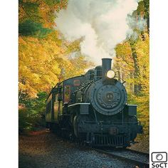 Connecticut  ✨ Photographer  @peterhapgood  #ScenesofNewEngland  Pic of the Day  10.24.15 ✨ C o n g r a t u l a t i o n s ✨  #scenesofCT #chesterCT  #ig_ct #connecticut_potd  #ironhorse #steamtrain #train #essexsteamtrain  #fallinCT #ctvisit #nikon  #newenglandfallfoliage #travelct #con...