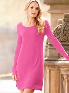 The Trapeze Dress Supermodel Essentials