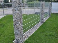 122 best images about Gabion on Pinterest | Gabion wall, Raised beds and Stones