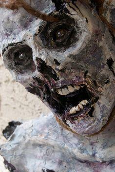 scary zombie pinata!