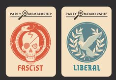 Secret Hitler Illustration & Graphic Design — Medium