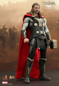 Hot Toys : Thor: The Dark World - Thor 1/6th scale Collectible Figure I NEED THIS SO BAD!