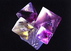 蛍石の結晶