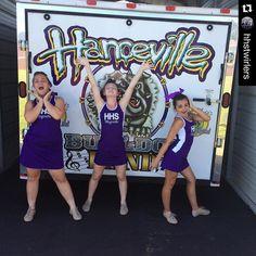 @hhstwirlers #HancevilleHighSchool #HancevilleHighSchoolMajorettes #HancevilleHighSchoolBand #HancevilleBulldogs #Majorette