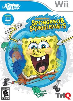 Oh Happy day there is something new uDraw Nickolodeon.... Check it out http://the-gamers-edge-inc.myshopify.com/products/udraw-nickolodeon-spongebob-squigglepants-nintendo-wii-video-game?utm_campaign=social_autopilot&utm_source=pin&utm_medium=pin now. #gamersedgeocala